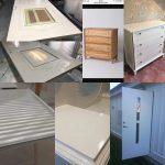 Lackering av olika möbler | Västkust Lackering