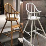 Lackering av barnstol | Västkust Lackering