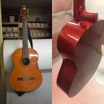 Lackering av gitarrer | Västkust Lackering