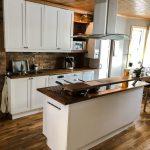 Lackering av köksluckor i vitt | Västkust Lackering